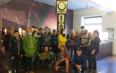 Viesītes vidusskolas skolēnu ekskursija uz Laimas šokolādes muzeju