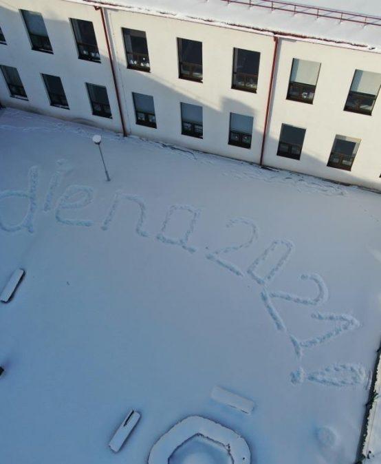 Sniega diena 2021 (FOTO)