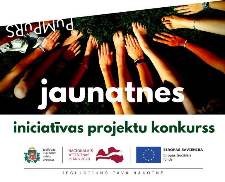 Izsludina pieteikšanos jaunatnes iniciatīvu projektu konkursam
