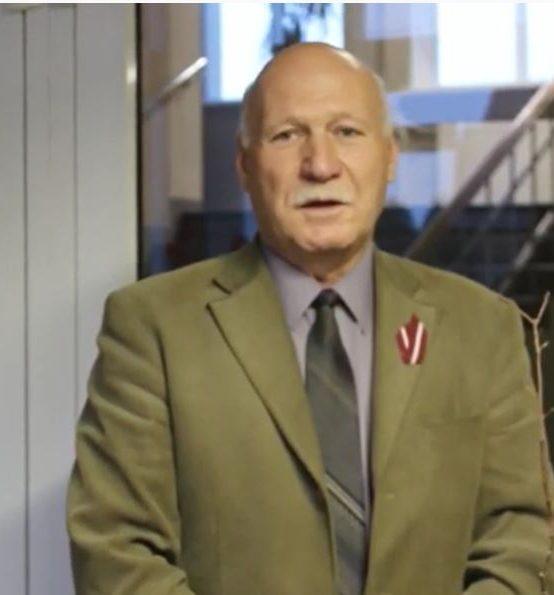 Viesītes vidusskolas direktora uzruna Valsts svētkos (VIDEO)