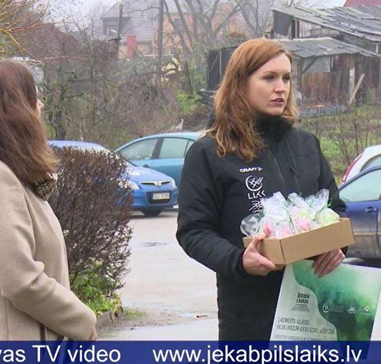 """Viesītes vidusskola saņem konkursa """"Šodien laukos"""" galveno balvu (VIDEO)"""