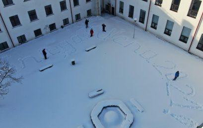 "Foto konkurss ''Sniega dienas 2021"""